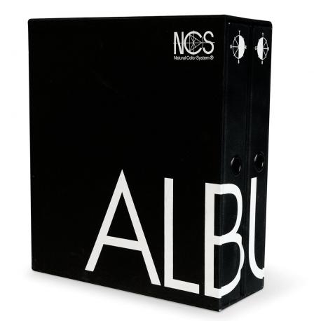 NCS Kleuren Album 1950 Original