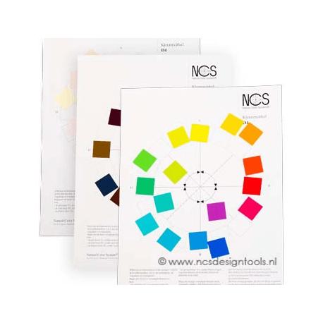 D4 Kleurencirkel