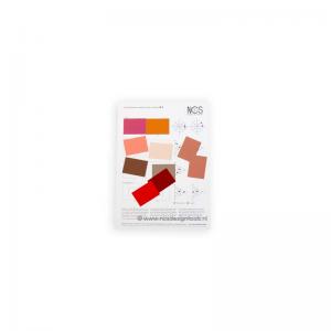 K4 Gelijkheid in Contrast – kleurtoon & nuance