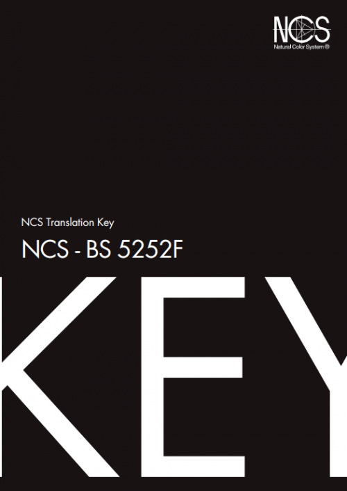 British Standard BS5252 – NCS